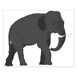 Walking Elephant Posters