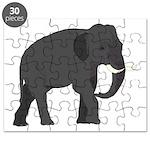 Walking Elephant Puzzle