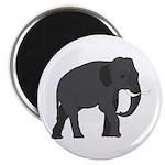 Walking Elephant Magnets