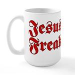 Jesus Freak Christian Large Mug