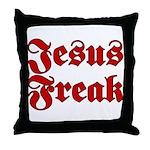 Jesus Freak Christian Throw Pillow