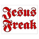 Jesus Freak Christian Small Poster