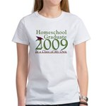 2009 Homeschool Graduate T-Shirt