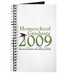 2009 Homeschool Graduate Journal