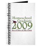2009 Homeschool Graduate Journal