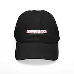 Black Class of 2009 Cap