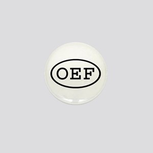 OEF Oval Mini Button