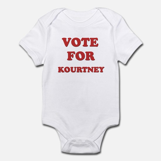 Vote for KOURTNEY Infant Bodysuit