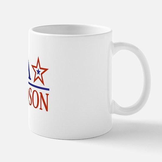 Obama Richardson '08 Mug