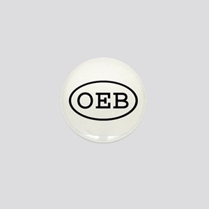 OEB Oval Mini Button