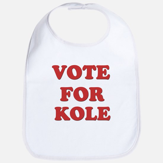 Vote for KOLE Bib