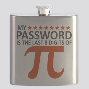 My Password Is The Last 8 Digits of Pi Flask