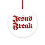 Jesus Freak Christian Keepsake (Round)