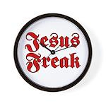 Jesus Freak Christian Wall Clock