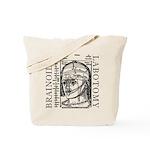 Brain Labotomy Tote Bag