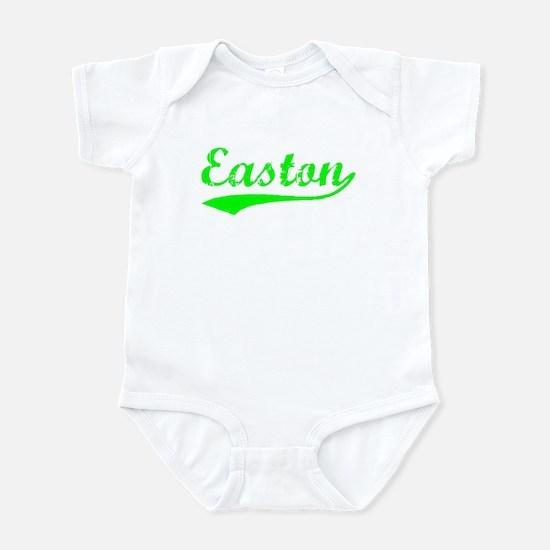 Vintage Easton (Green) Infant Bodysuit