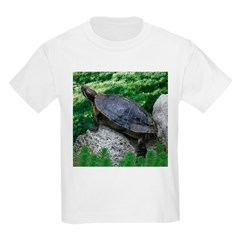 Turtle T-Shirt for Kids - (front image only)