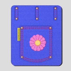 Various SchoolSupplies Mousepad