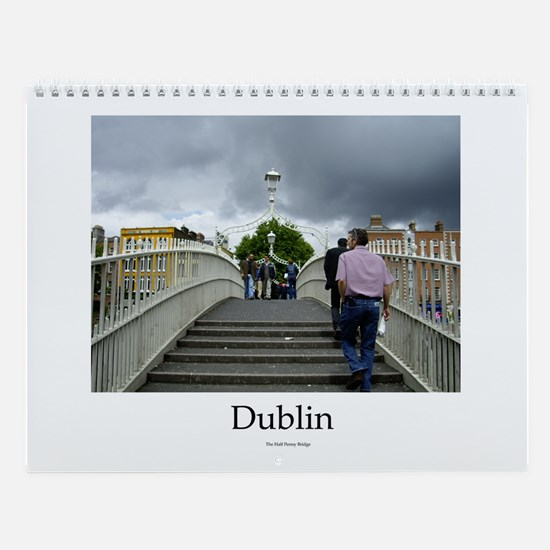 Ireland Pictures - Wall Calendar