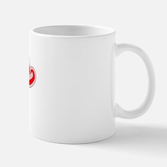Retro Perris (Red) Mug