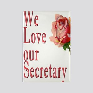 Show your appreciation on Secretary's Day Rectangl