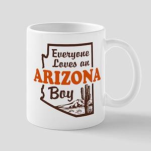 Everyone Loves an Arizona Boy Mug