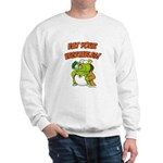 Eat your Vegetables! [Light Sweatshirt]