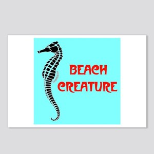 BEACH CREATURE Postcards (Package of 8)