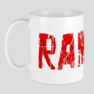 Ramiro Faded (Red) Mug