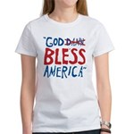 God Bless America Women's T-Shirt