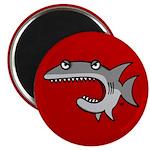 """Shark 2.25"""" Magnet (100 pack)"""