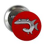 """Shark 2.25"""" Button (10 pack)"""
