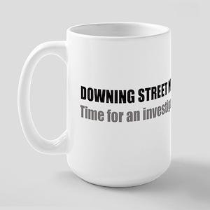 DSM - Time for an Investigati Large Mug