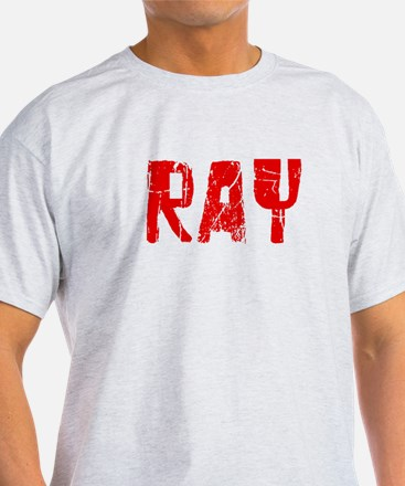 Ray Faded (Red) T-Shirt