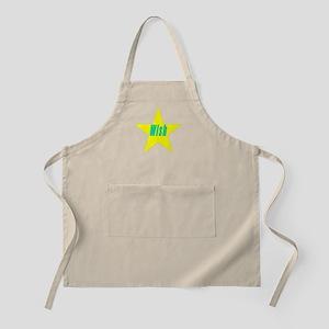 WISH - STAR BBQ Apron