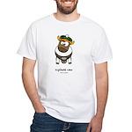 highland cow White T-Shirt