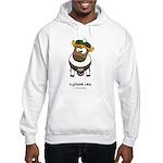 highland cow Hooded Sweatshirt