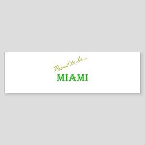 Miami Bumper Sticker (10 pk)