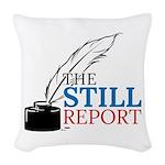 design7 Woven Throw Pillow