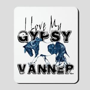 Gypsy Vanner Horse Mousepad