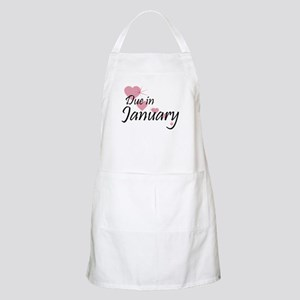 Due January Cascading Hearts BBQ Apron