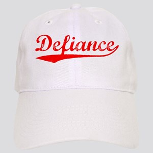 Vintage Defiance (Red) Cap