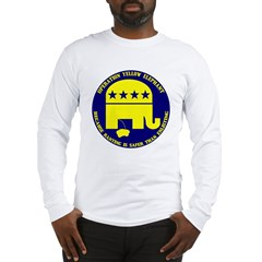 Operation Yellow Elephant Long Sleeve T-Shirt