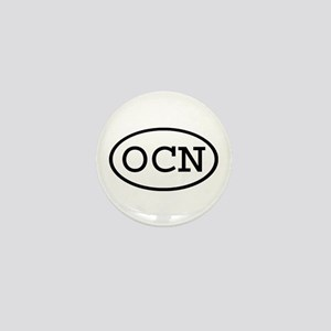 OCN Oval Mini Button