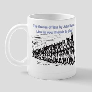 The Games of War 40 Mug