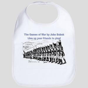 The Games of War 40 Bib