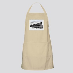 The Games of War 40 BBQ Apron