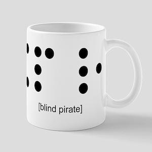 Blind Pirate Mug