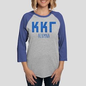Kappa Kappa Gamma Alumna Womens Baseball Tee
