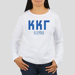 Kappa Kappa Gamma Alum Women's Long Sleeve T-Shirt